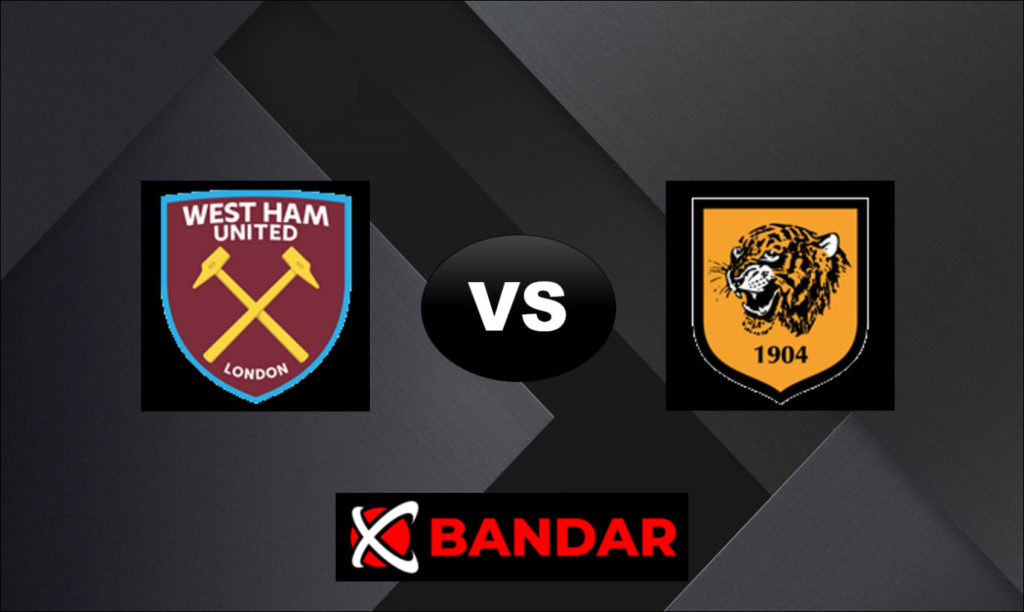 Prediksi WEST HAM UNITED vs HULL CITY 23 September 2020 Jam 01.20 WIB